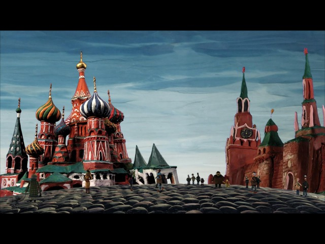 Мы живем в России - Все заставки в одном фильме Горы самоцветов (Видеоэнциклопедия нашей страны)