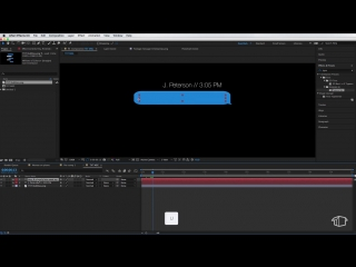 Make iPhone Text imessage Effect Tutorial for Adobe After Effects template CC