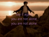 Michael Jackson - You Are Not Alone  ♫  I am here with you. Though you're far away, I am here to stay. You Are Not Alone ♥