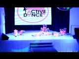 Танцевальная студия Active Dance.Детская проф.группа