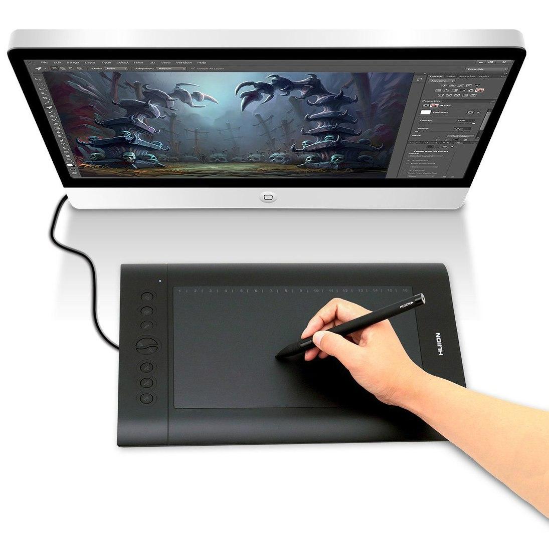 Классный и недорогой графический планшет