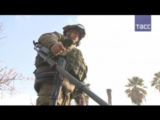 Международный противоминный центр Вооруженных сил РФоткрыл филиал в Алеппо