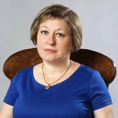 Ольга Генкина