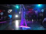 22№ Студия танца - ZASTEKLOM. Направление Полотна. Соло - Шумарина Марина. Название: Белый Плен.Отчетное мероприятие апрель 2017