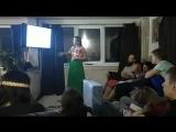 Live: Слёт сыроедов в Крыму
