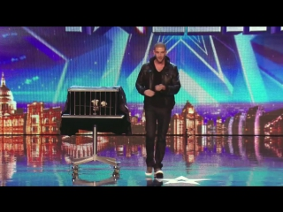 Darcy Oake's jaw-dropping dove illusions - Britain's Got Talent 2014.mp4