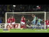 Казахстан - Дания 1:3. Обзор матча. Квалификация ЧМ-2018.