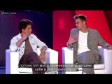 Шах Рукх Кхан и Брэд Питт на интервью с Радживом Масандом [2017]