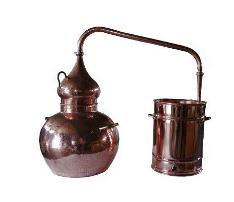 Аламбики для дистиляции спирта