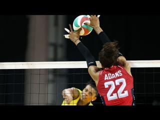 Top 10 Best Womens Volleyball Blocks 1v1
