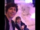 Максим Галкин и Алла Пугачева с детьми ,на дне рождении дочери Филлипа Киркорова 💐💐💐 новости