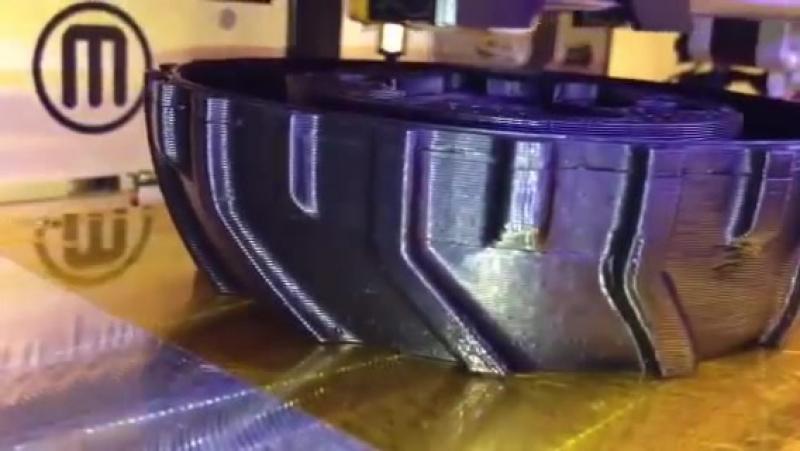 3D printing tires