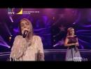 Зина Куприянович и Валерия - от разлуки до любви