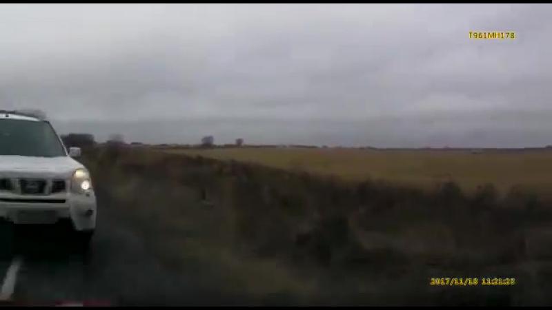 ДТП на Ропшинском шоссе