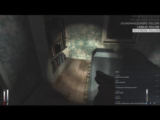 Лучшая кровать в истории видеоигр (Cry Of Fear)