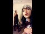 Коди Кристиан в «Snapchat» Беллы Торн