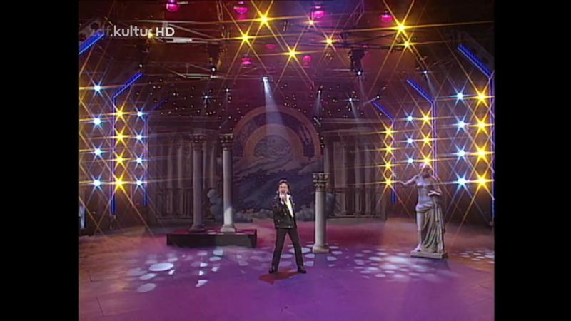 🎤 Pupo - La notte (Musik liegt in der Luft - ZDF Kultur HD 1996 mar10)