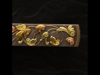 The latest Art Knife design from Tom Overeynder