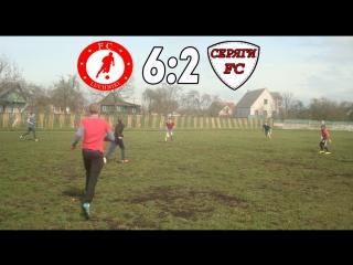 Обзор матча Лучники 6-2 Серяги