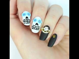 Я бы с таким ходила на Хэллоуин 🎃🎃🎃