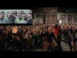 Протесты в Сербии (8 апреля 2017) :