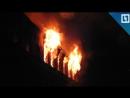 """Пожар в колонии """"Белый лебедь"""" в Пермском крае"""