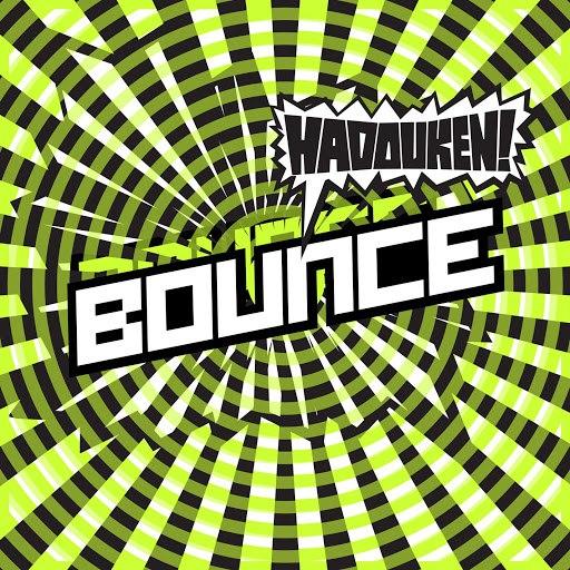 Hadouken! альбом Bounce (Single Track DMD iTunes Exclusive)