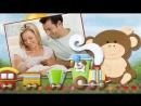 Слайд-шоу Детский проект Зоопарк