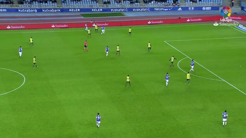Испания ЛаЛига Реал Сосьедад - Эспаньол 1:1 обзор 23.10.2017 HD