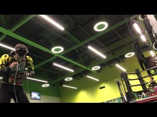 WORLD UFC LIGHTWEIGHT CHAMPION [FUTURE]— EL BLOOD BROCCOLI ERNESTO
