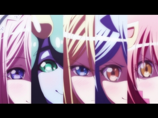 Monster Musume no Iru Nichijou/Повседневная жизнь с девушкой-монстром [OP/Opening full ver][BDRemux 1080p]