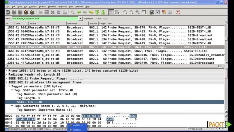 10 BT5 Wireless Penetration Testing.Revealing Hidden SSIDs