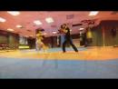 Тренировка #4 Кикбоксинг