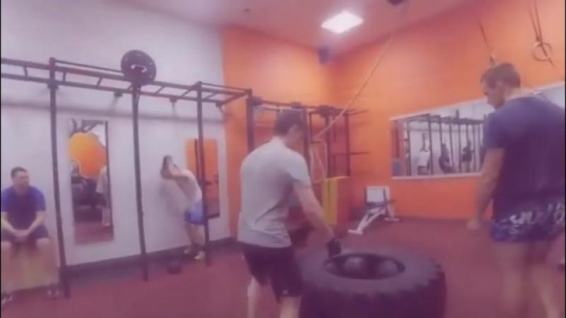 CrossFit - будни в Body Fytness Style