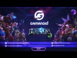 Прямая трансляция Heroes of the Storm Global Championship. Корейский регион. 6-ая игровая неделя. День 2.