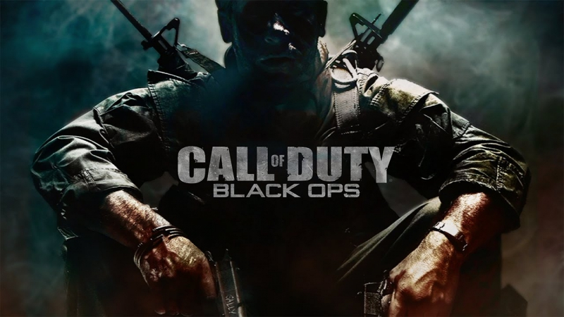 Стрим Прохождение Call of Duty: Black Ops