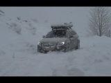 OPEL INSIGNIA SPORTS TOURER 4X4 In Snow HD