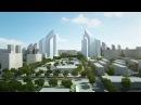 Концепция реновации Кузьминок от Zaha Hadid Archtects