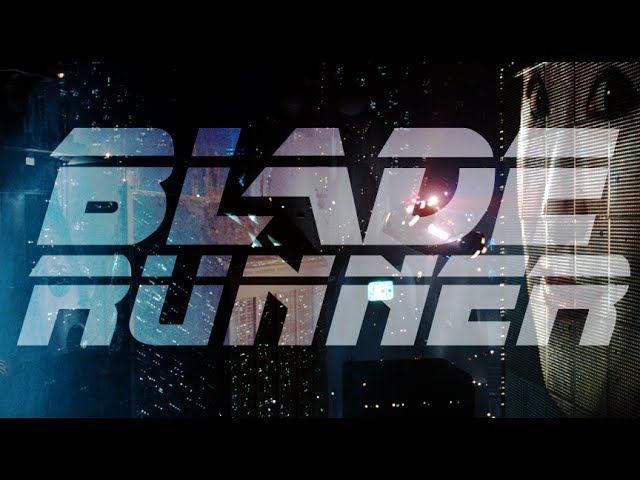 Blade Runner modern trailer (Blade Runner 2049 Style)