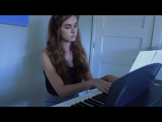Up and Up by Coldplay- (Cover by Sydney Rhame)