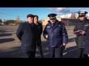 Госадмтехнадзор проверил готовность коммунальной техники СОЕТЗ к зиме