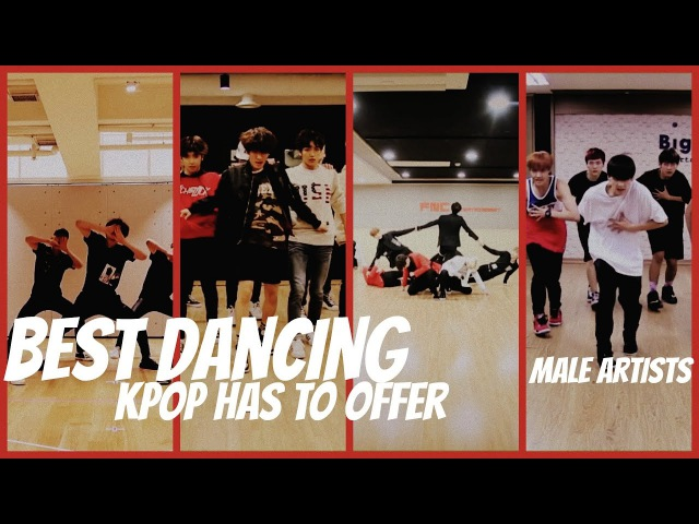Best Dancing KPop Has To Offer | Boy Groups 1