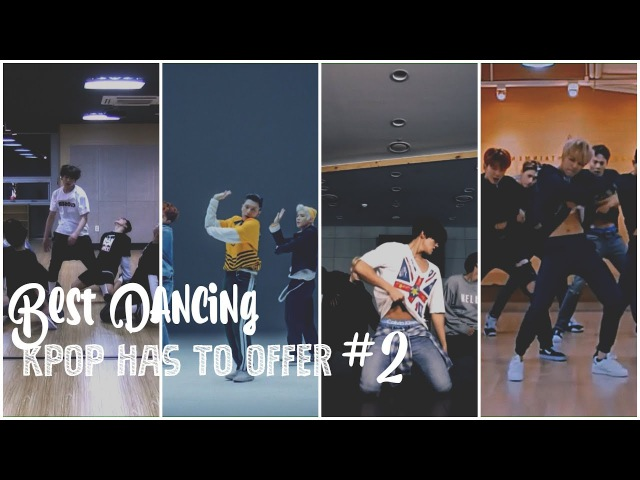 Best Dancing KPop Has To Offer | Boy Groups 2