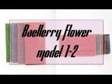 Обзор Baellerry Flower model 1-2 - уникальные женские изделия из натуральной кожи.