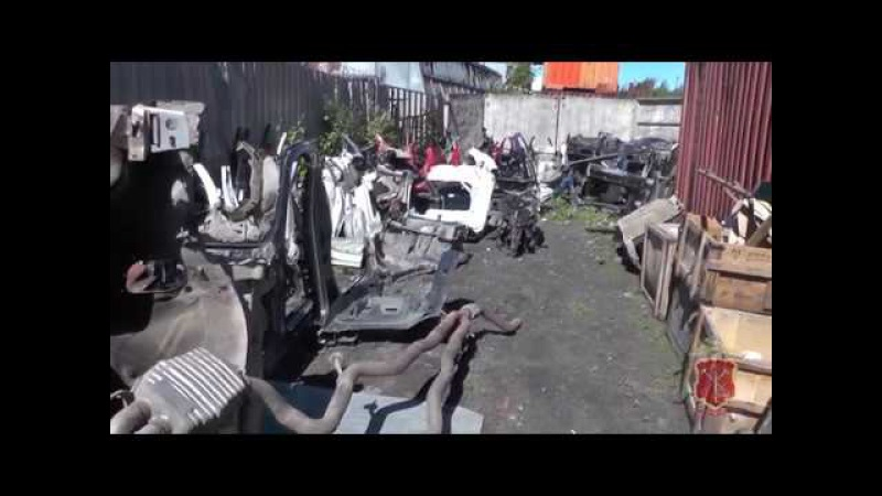 Пресечена деятельность автоугонщиков, специализировавшихся на кражах иномарок среднего класса