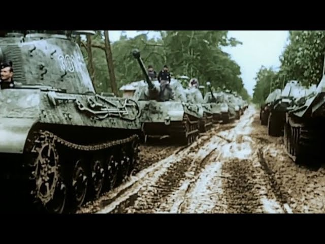 Battle of the Bulge 1944-1945(Battle of Ardennes) - Hitlers letzte Bastionen