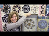 Part 1 Kaleidoscope Quilt and Table Runner Block Let'sMake Quilting Tutorial