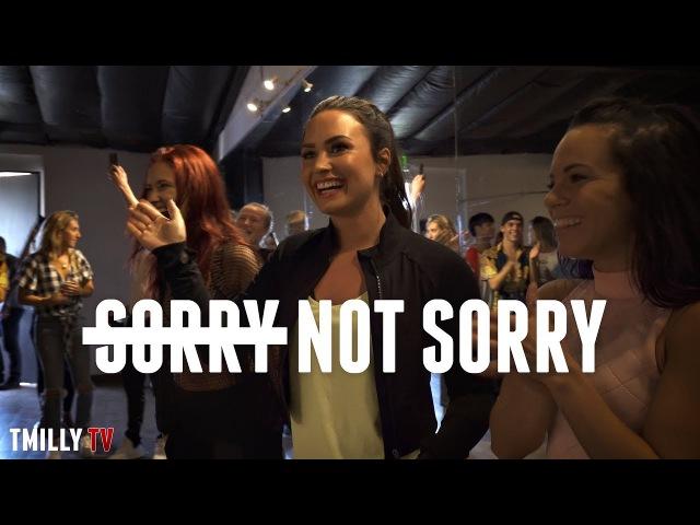 Demi Lovato - Sorry Not Sorry - Choreography by Jojo Gomez - TMillyTV Dance