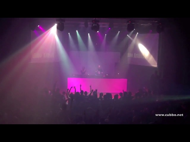 HardTechno: Lukas Fernanda Martins 4decks @ Industrial Copera SPN DEC/ 2011 (VideoSet)
