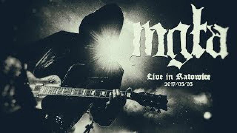 MGŁA - Live in Katowice 2017/05/03